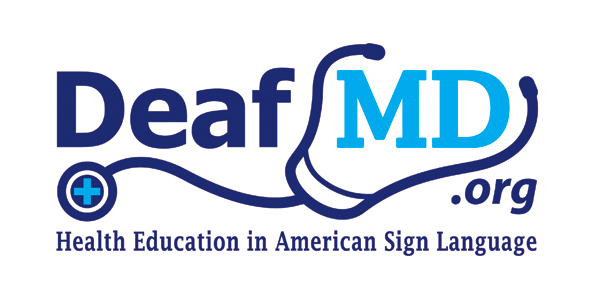 Grant Writing Client -- DeafMD